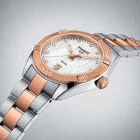 Zegarek damski Tissot pr 100 T101.910.22.116.00 - duże 2
