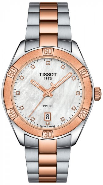 Zegarek Tissot T101.910.22.116.00 - duże 1