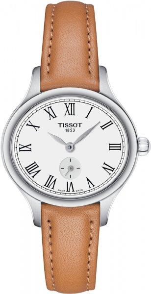 Zegarek Tissot T103.110.16.033.00 - duże 1