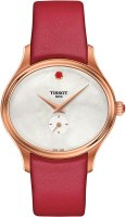 Zegarek damski Tissot bella ora T103.310.36.111.01 - duże 1