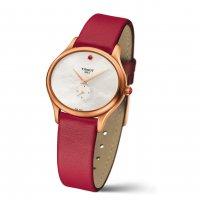 Zegarek damski Tissot bella ora T103.310.36.111.01 - duże 2
