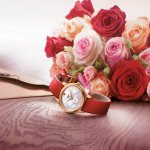 Zegarek damski Tissot bella ora T103.310.36.111.01 - duże 4