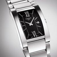 Zegarek damski Tissot generosi-t T105.309.11.058.00 - duże 2