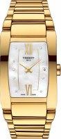 Zegarek damski Tissot generosi-t T105.309.33.116.00 - duże 1