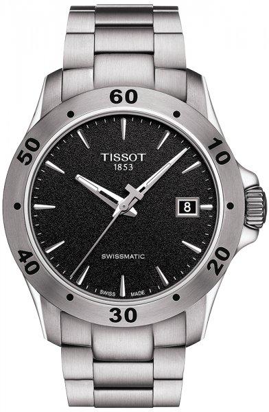 Zegarek Tissot V8 SWISSMATIC - męski  - duże 3