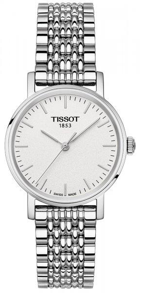 Zegarek Tissot T109.210.11.031.00 - duże 1