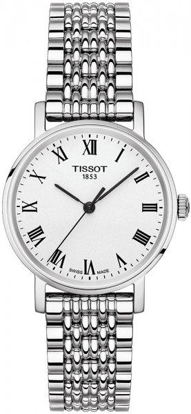 Zegarek Tissot T109.210.11.033.00 - duże 1