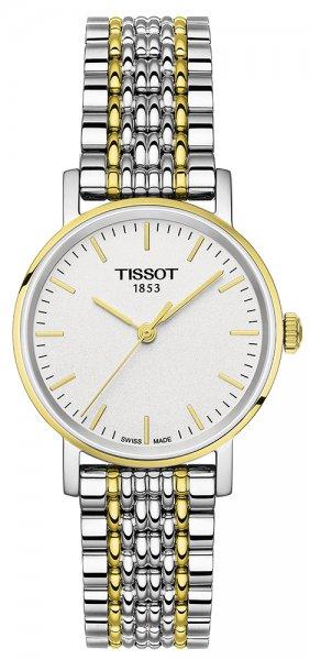 Zegarek Tissot T109.210.22.031.00 - duże 1
