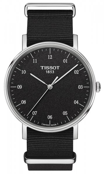 Zegarek Tissot T109.410.17.077.00 - duże 1
