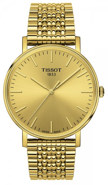 Zegarek męski Tissot everytime T109.410.33.021.00 - duże 1