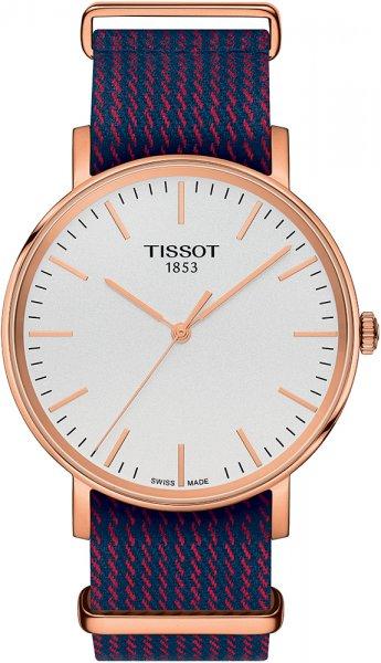 Zegarek Tissot T109.410.38.031.00 - duże 1