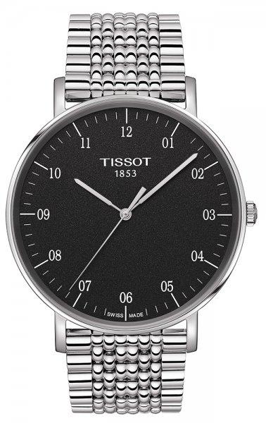 Zegarek Tissot T109.610.11.077.00 - duże 1