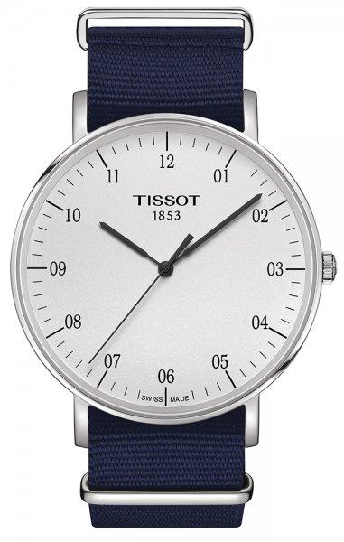 Zegarek Tissot T109.610.17.037.00 - duże 1