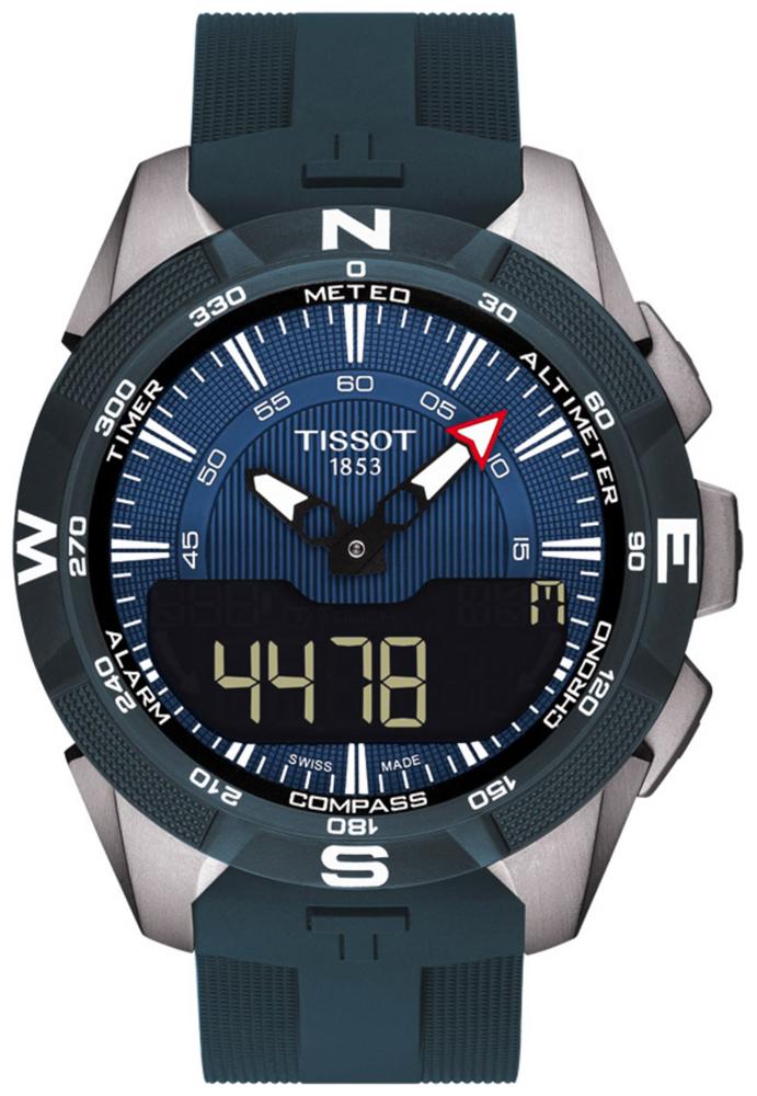 Tissot T110.420.47.041.00 T-TOUCH EXPERT SOLAR T-TOUCH EXPERT SOLAR II TITANIUM