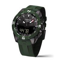 Zegarek męski Tissot t-touch expert solar T110.420.47.051.00 - duże 2