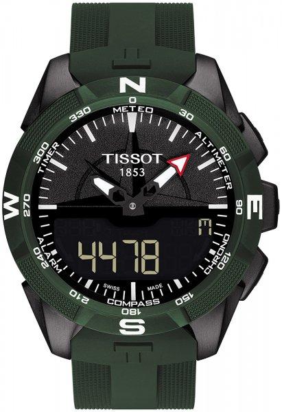 Tissot T110.420.47.051.00 T-TOUCH EXPERT SOLAR T-TOUCH EXPERT SOLAR II TITANIUM