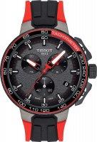 Zegarek męski Tissot t-race T111.417.37.441.01 - duże 1
