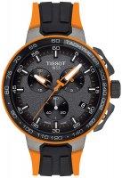 Zegarek męski Tissot t-race T111.417.37.441.04 - duże 1