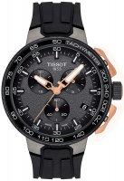 Zegarek męski Tissot t-race T111.417.37.441.07 - duże 1