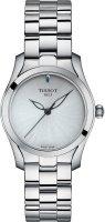 Zegarek damski Tissot t-wave T112.210.11.031.00 - duże 1