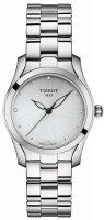 Zegarek damski Tissot t-wave T112.210.11.036.00 - duże 1