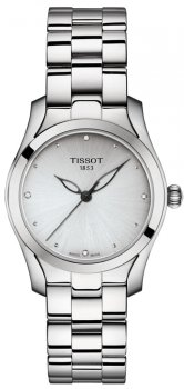 zegarek damski Tissot T112.210.11.036.00