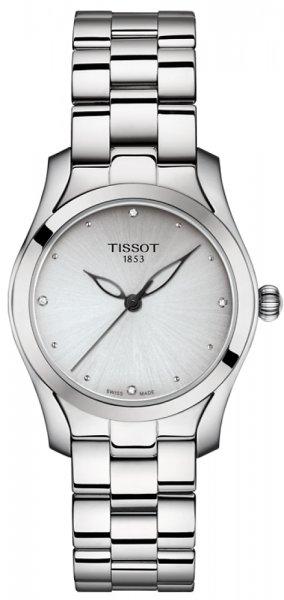 Zegarek damski Tissot T-Wave T112.210.11.036.00 - zdjęcie 1
