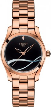 zegarek damski Tissot T112.210.33.051.00