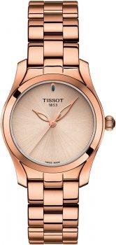 Zegarek damski Tissot T-Wave T112.210.33.451.00 - zdjęcie 1