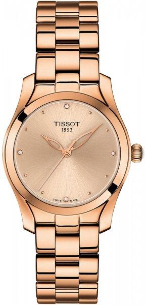 Zegarek Tissot T112.210.33.456.00 - duże 1
