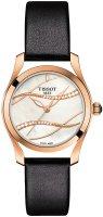 Zegarek damski Tissot t-wave T112.210.36.111.00 - duże 1
