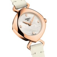 Zegarek damski Tissot femini-t T113.109.36.116.00 - duże 2