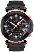 Zegarek męski Tissot t-race T115.417.37.061.00 - duże 1