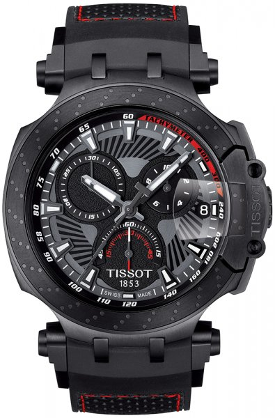 Zegarek Tissot T115.417.37.061.04 - duże 1
