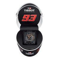 Zegarek męski Tissot t-race T115.417.37.061.05 - duże 2