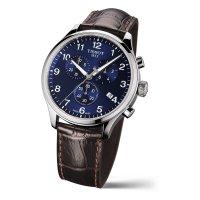 Zegarek męski Tissot chrono xl T116.617.16.047.00 - duże 2