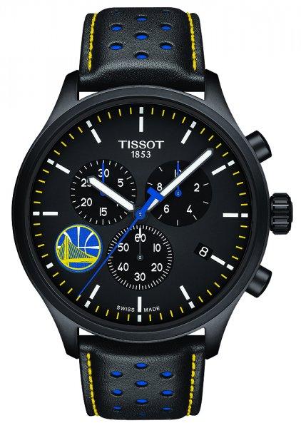 Zegarek męski Tissot chrono xl T116.617.36.051.02 - duże 3