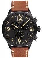 Zegarek męski Tissot chrono xl T116.617.36.057.00 - duże 1