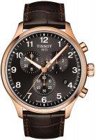 Zegarek męski Tissot chrono xl T116.617.36.057.01 - duże 1
