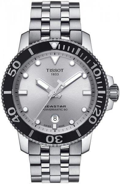 Zegarek Tissot T120.407.11.031.00 - duże 1