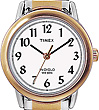 Zegarek damski Timex easy reader T20451 - duże 2