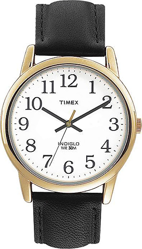 Zegarek Timex T20491-POWYSTAWOWY - duże 1