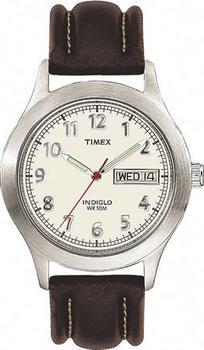 Zegarek Timex T21553 - duże 1