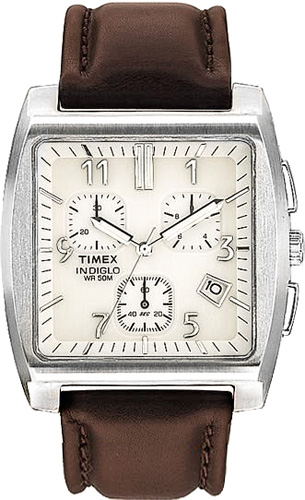 Zegarek męski Timex chronographs T22242 - duże 1