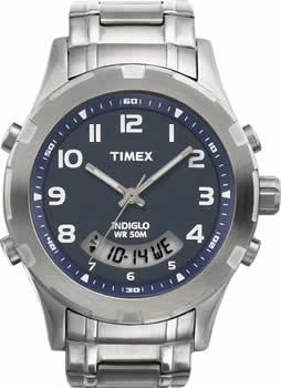 Zegarek Timex T24091 - duże 1