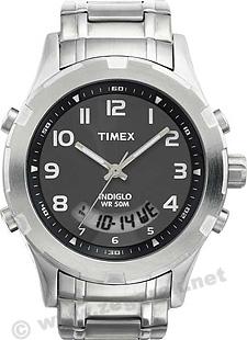Zegarek Timex T24101 - duże 1