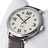 Zegarek męski Timex easy reader T28201 - duże 2
