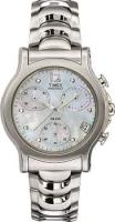 Zegarek damski Timex chronographs T29211 - duże 2