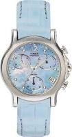 Zegarek damski Timex chronographs T29232 - duże 1