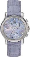Zegarek damski Timex chronographs T29262 - duże 1